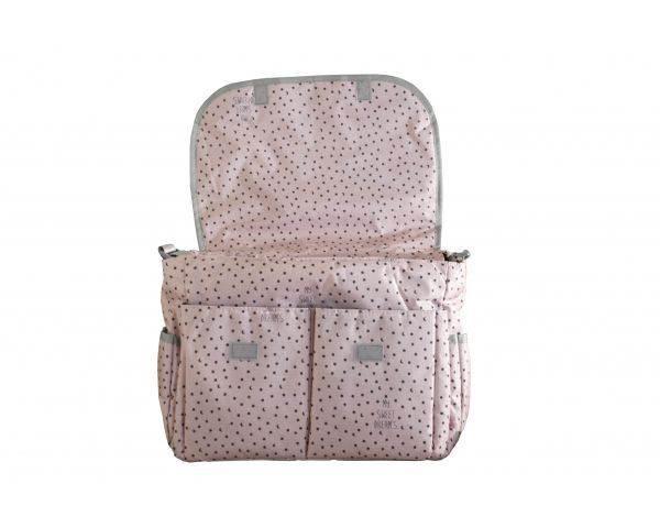 Bandolera-flap sweet dream pink