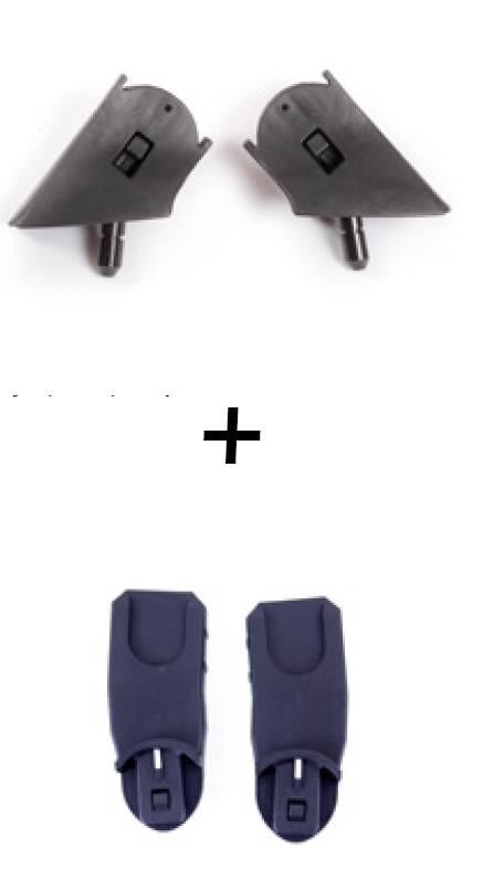 Adaptador grupo 0  MAXICOSI a silla PHOENIX