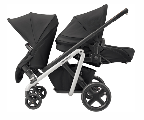 LILA duo kit  negro