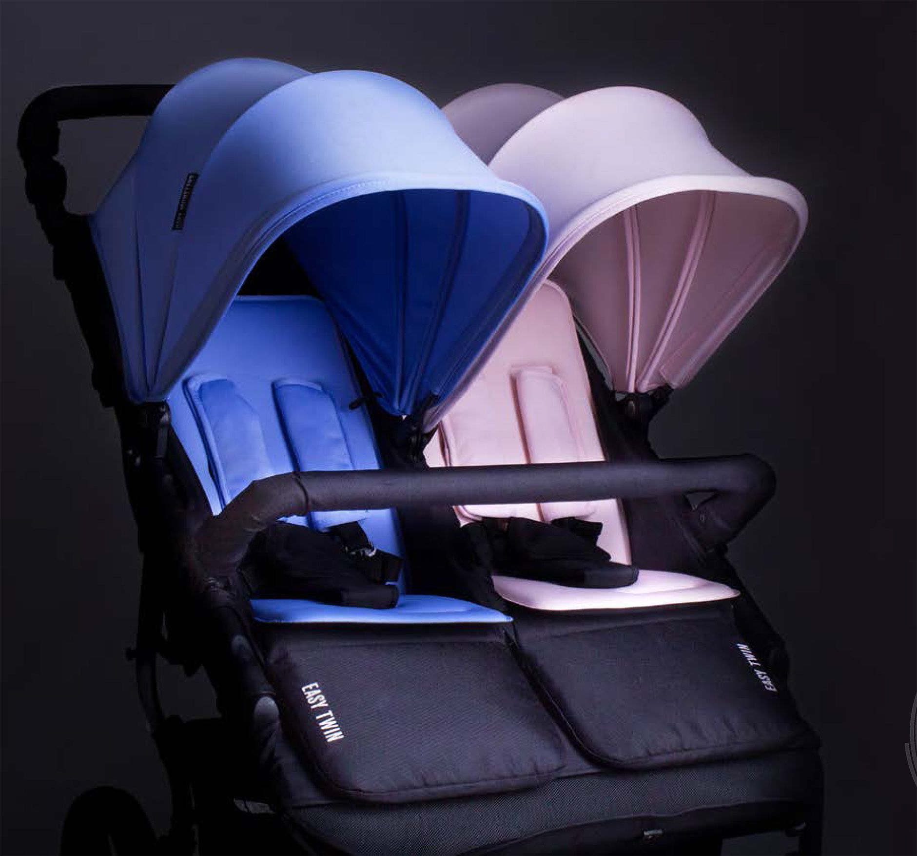 Easy twin 3.0 silla gemelar SIN PACK COLOR