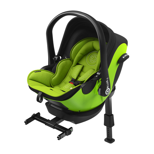 Kiddy Evoluna i-Size + base isofix