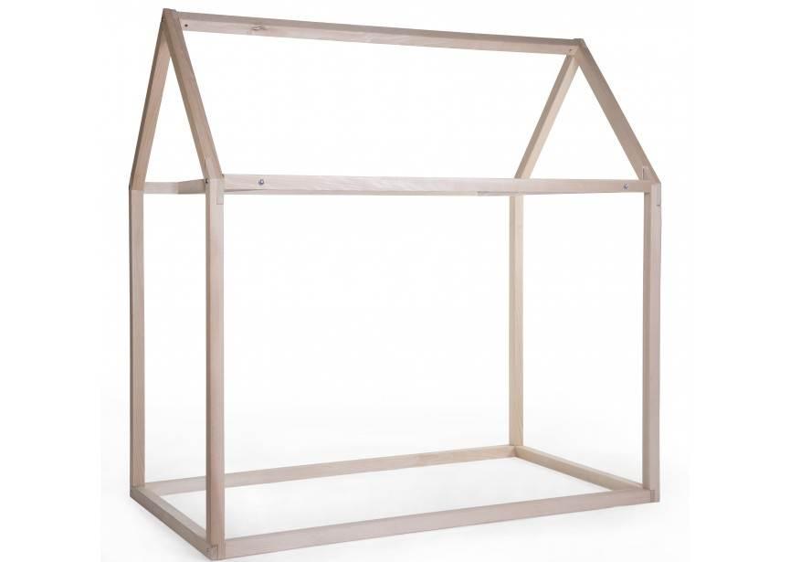 Estructura Casa - cuna - 70*140 Tipi-Montesori