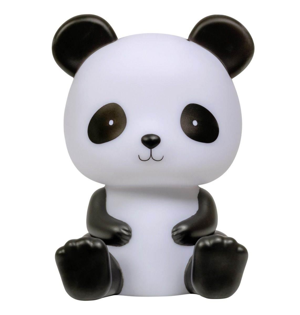 lampara noche Panda