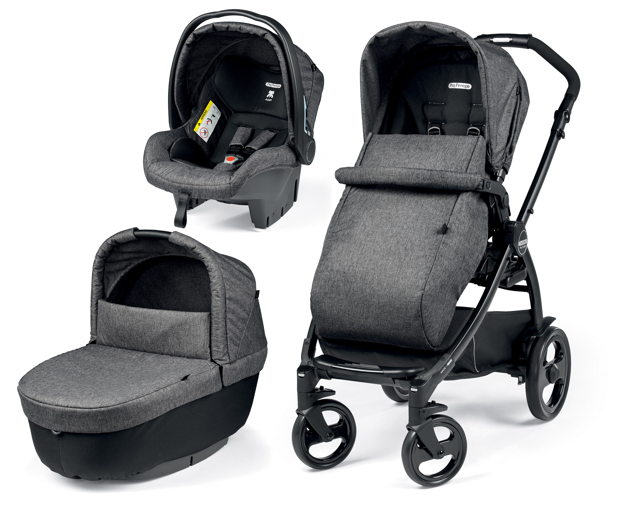 coche Trio FUTURA