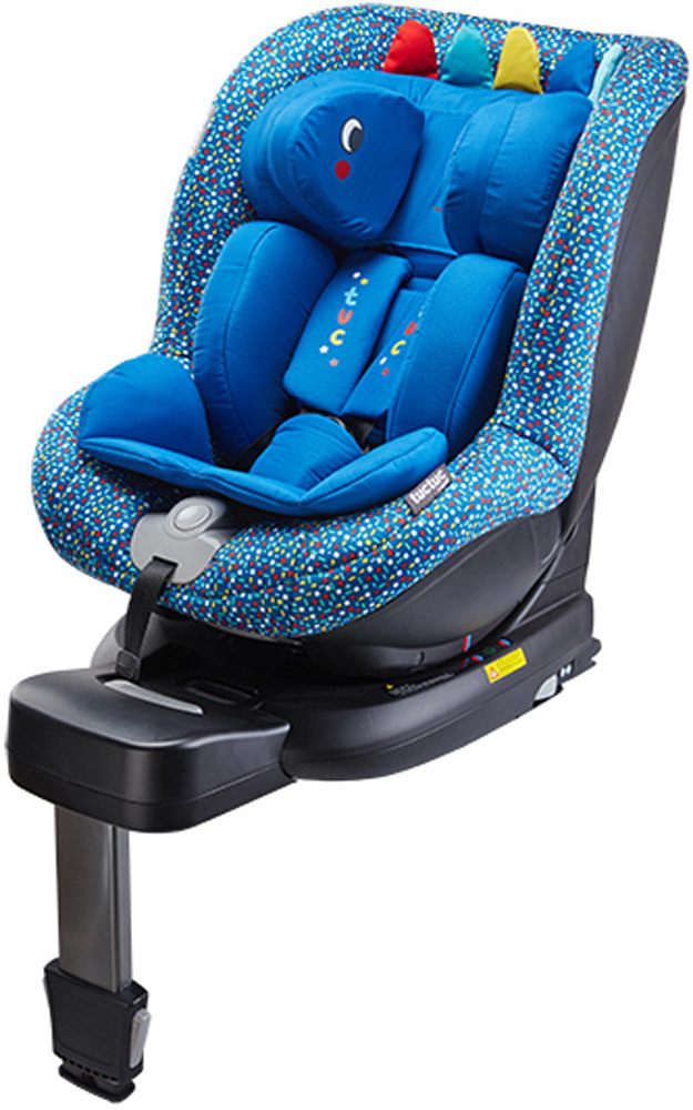 Silla auto grupo 0+,1 I-Size Enjoy & Dream azul