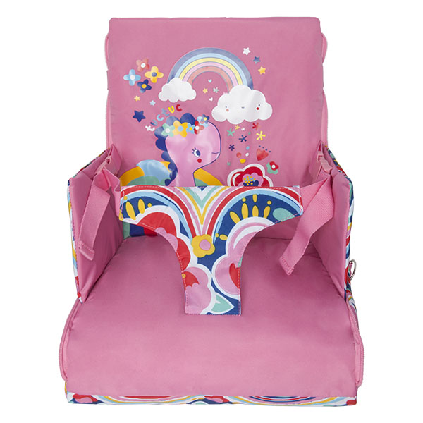 Trona portatil rosa ENJOY & DREAM