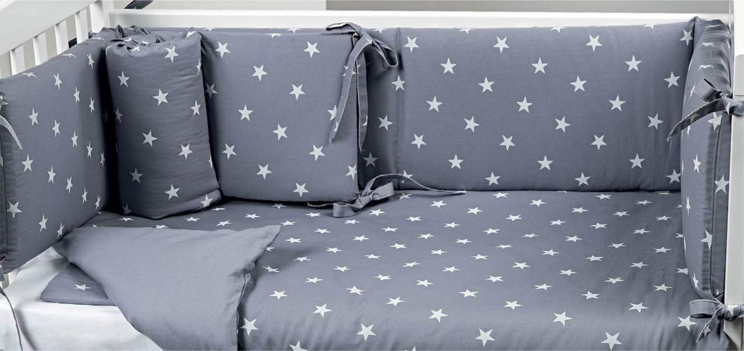 Estrellas gris oscuro