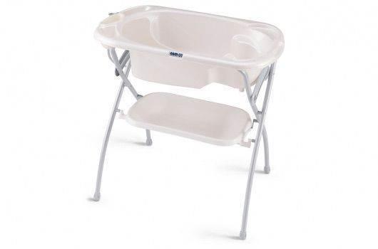 Baño con soporte y bandeja KIT-BAÑO