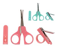 tijeras y cortauñas
