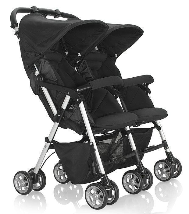 Silla gemelar Spacio Duo