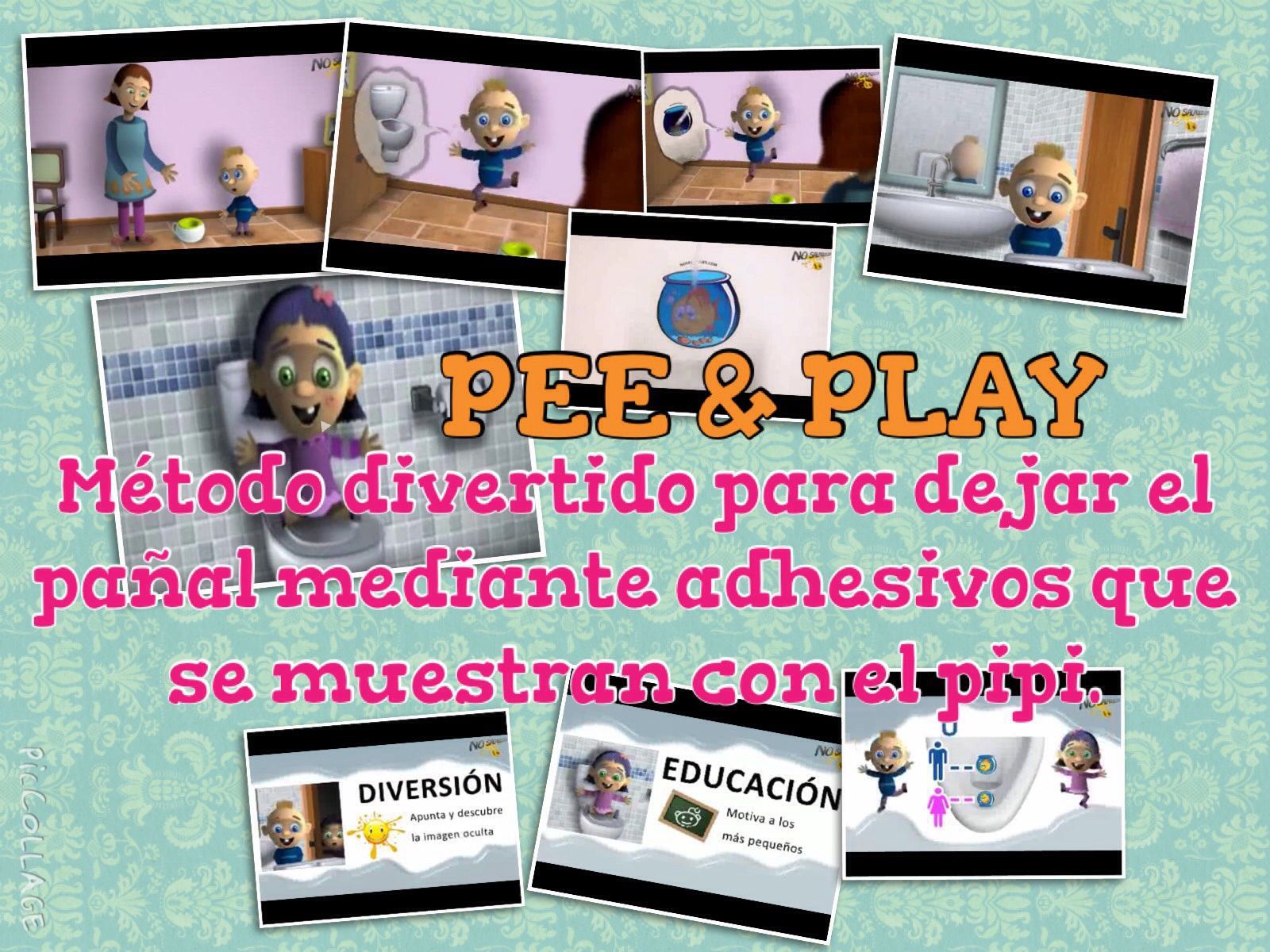 PEE and PLAY