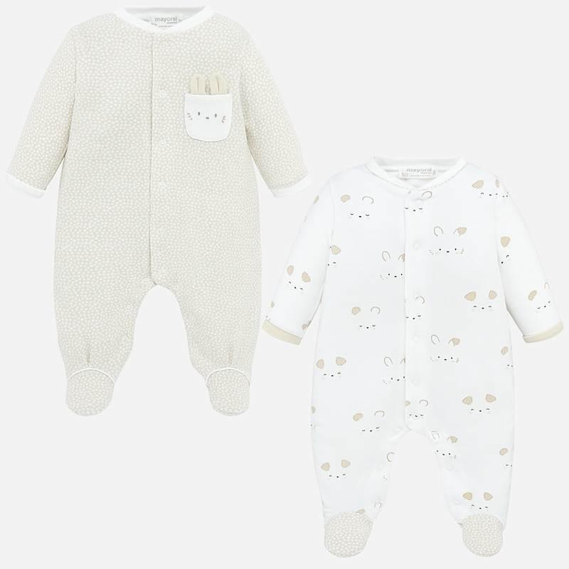Pijama entero Osito