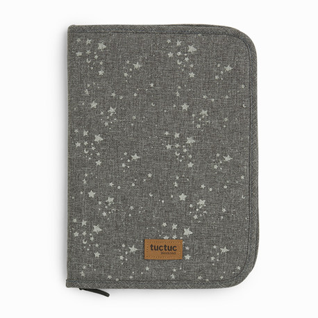 PORTA DOCUMENTOS GRANDE WEEKEND CONSTELLATION GRIS