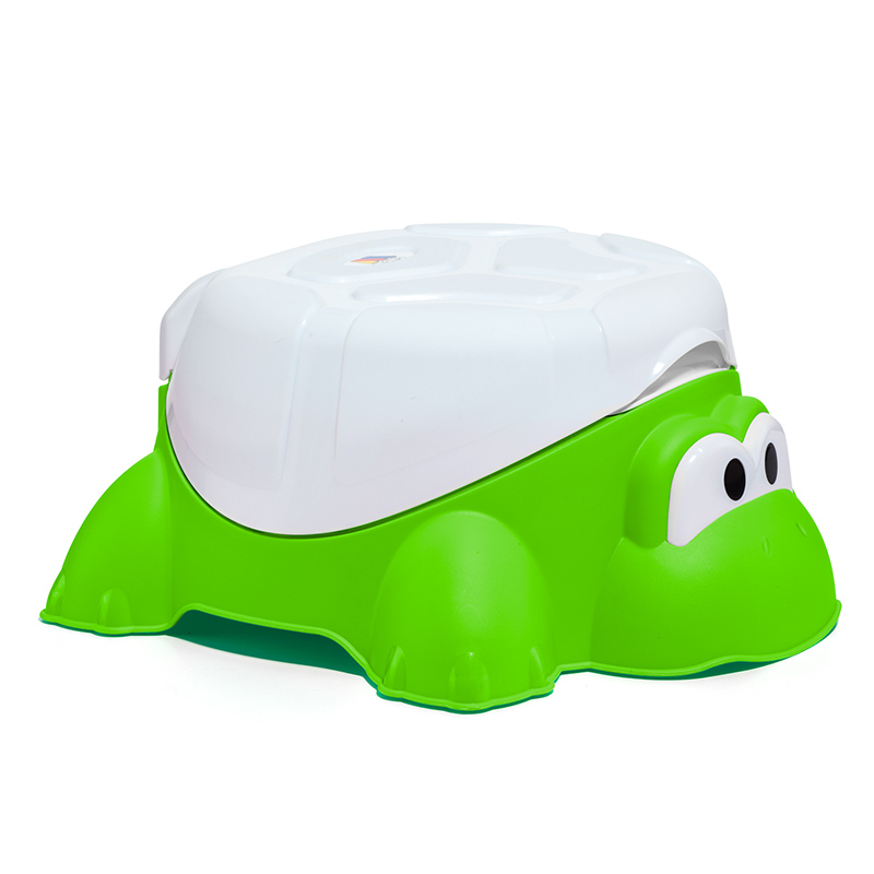potty chair  orinal verde