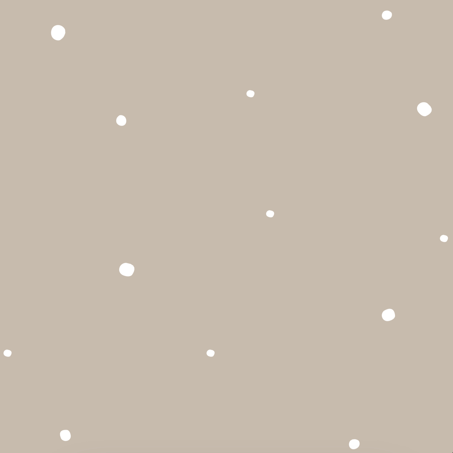 Papel pintado decorativo DOTS MINI fondo caliza dots blancos