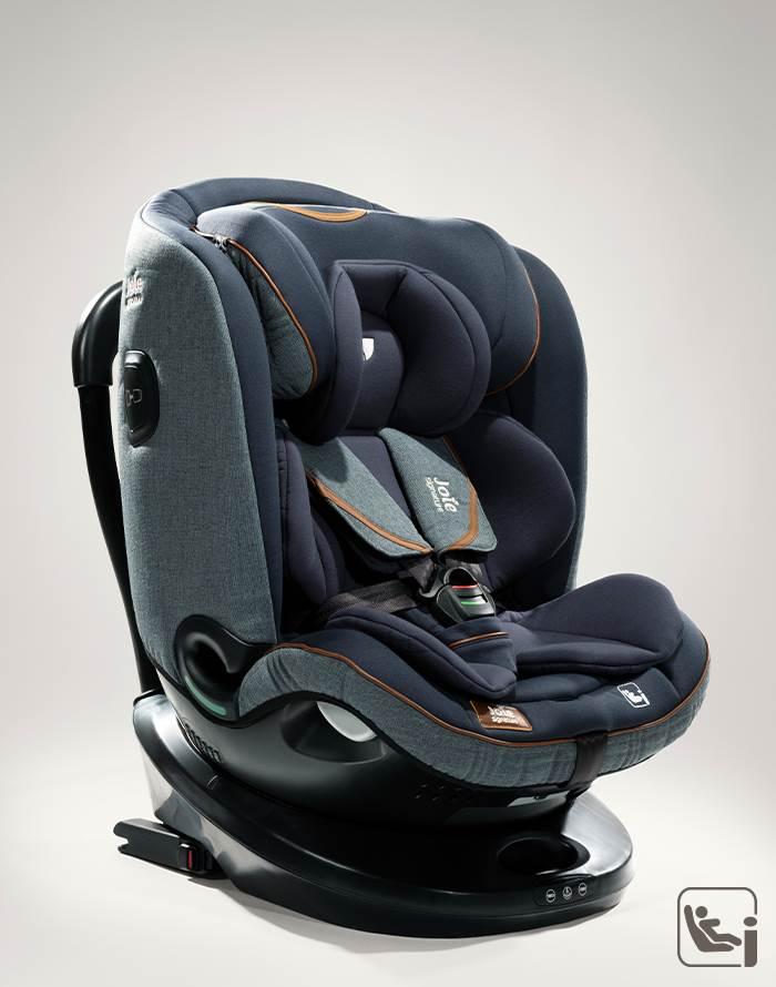 I-SPIN GROW silla de auto I-Size de 40 a 125 cm