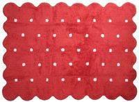 alfombra galleta