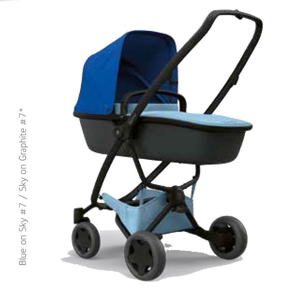 coche ZAPP FLEX celeste-azul