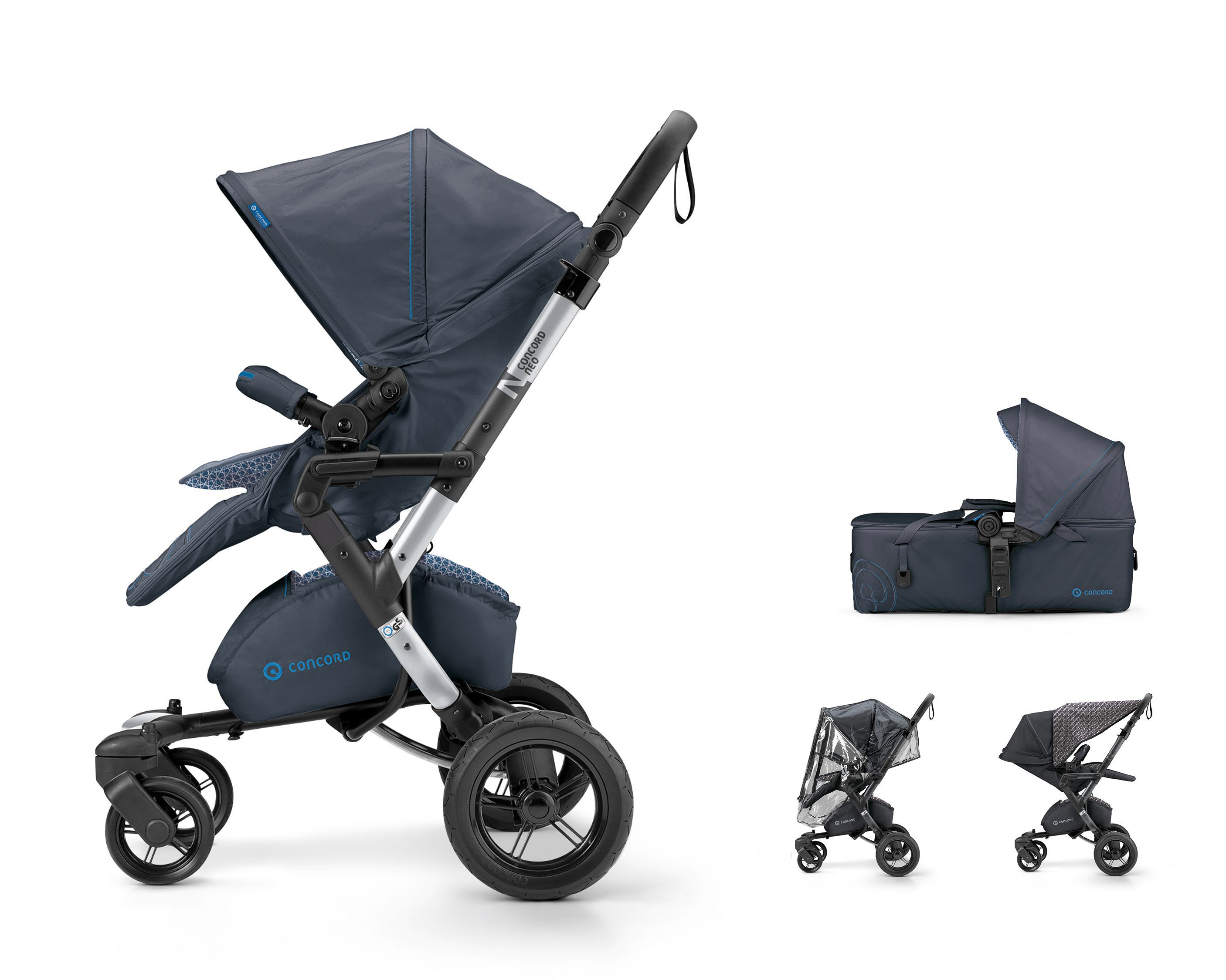 coche duo BABY SET NEO + SCOUT