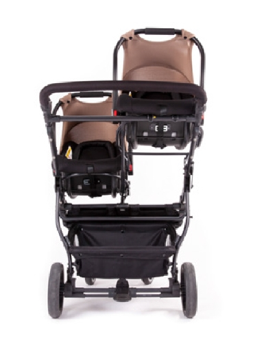 adaptador g/0 Baby Monsters (superior) a silla Easy Twin