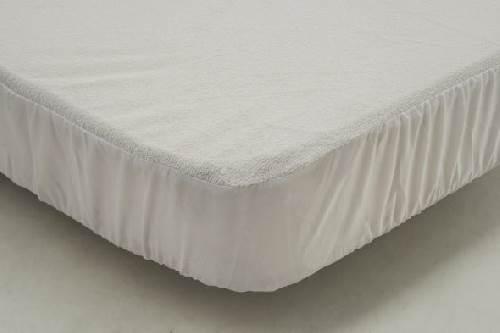 protector rizo poliuretano 120x60cm cuna
