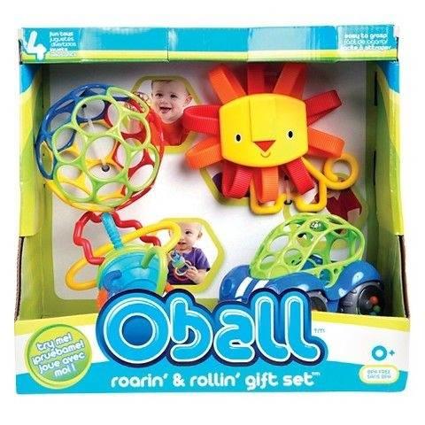 OBALL roarin rollin gift
