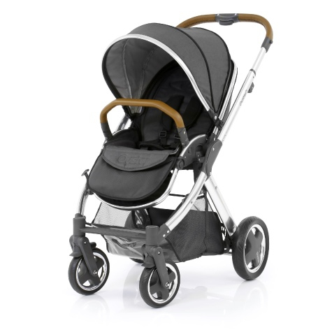 Coche duo OYSTER 3