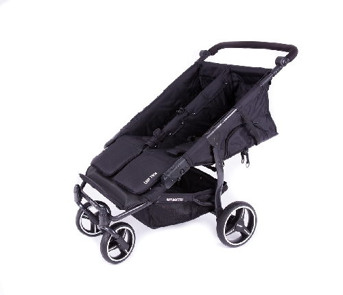 Easy twin 3S silla gemelar NEGRO  SIN PACK COLOR