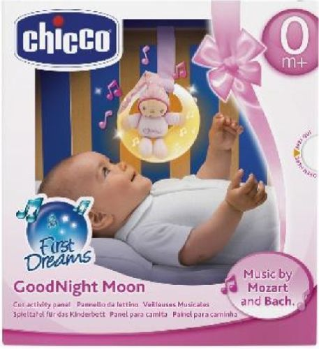 GOODNIGHT MOON PANEL PARA CAMITA