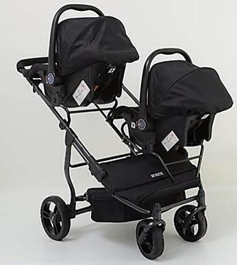adaptador g/0 Baby Monsters (superior) a silla Easy Twin
