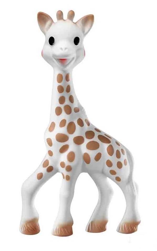 Sophie la jirafa con caja regalo - 100% hevea