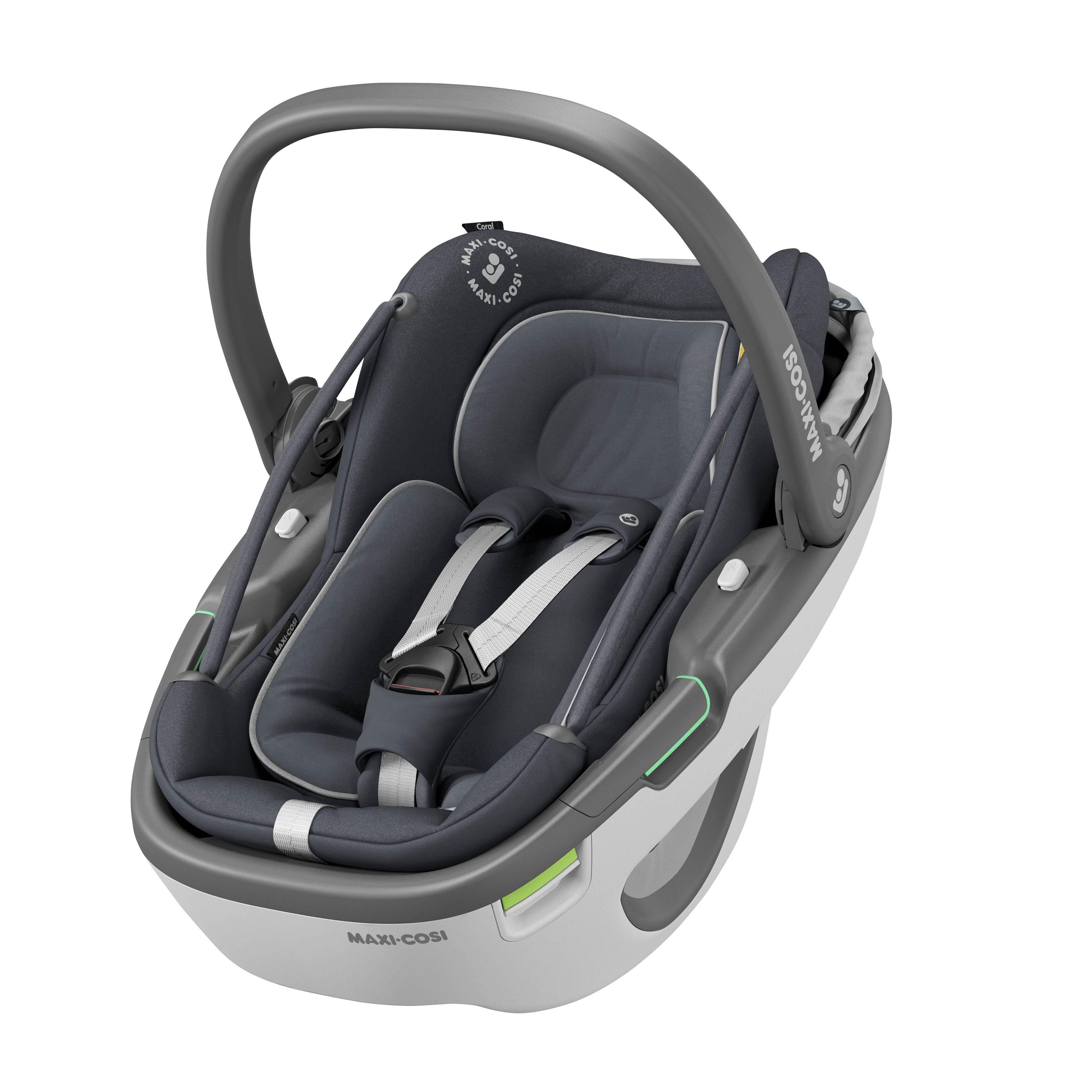 Maxi-cosi CORAL   Silla g-0+ I-Size