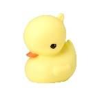 lampara pato amarillo