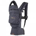 mochila ergonomic comfort vaquera