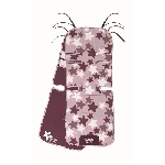 Colchoneta algodón reversible