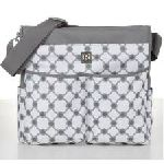 Bolso HARPER LATTICE GREY