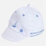 gorra blanca