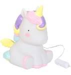 lampara mesa Unicornio
