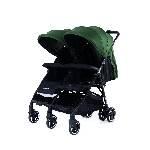 Coche gemelar KUKI TWIN silla   2 capazos