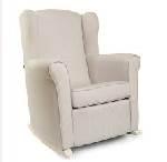 sillón mecedora NATALE telas serie A