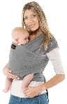 baby wrap gris fular