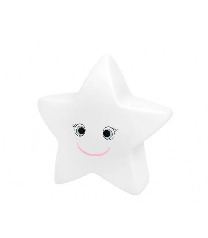 Luz led estrella