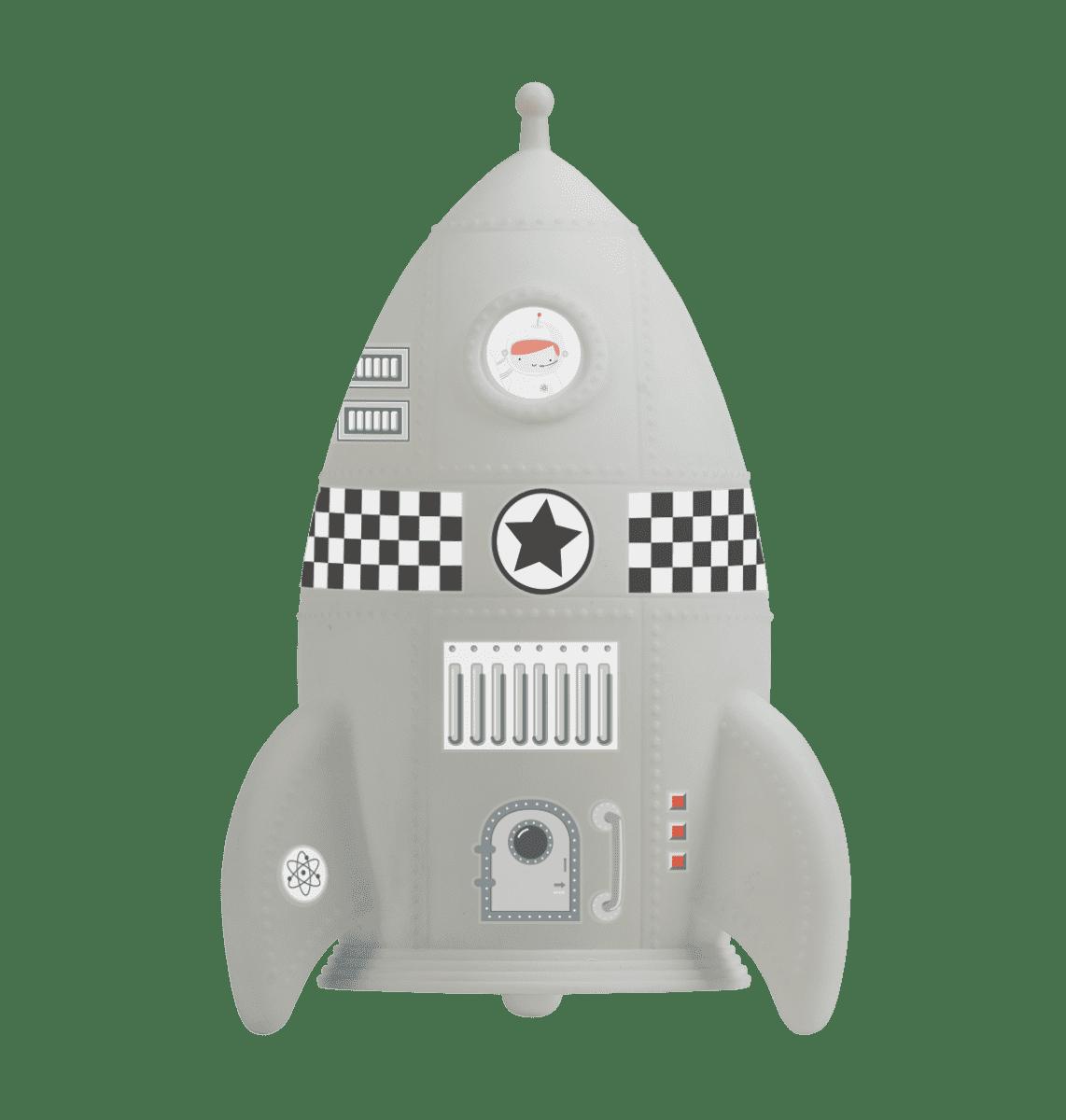 lampara cohete