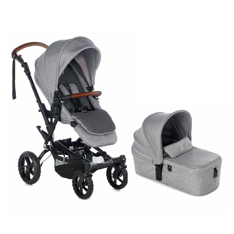 Coche duo CROSSWALK R + MICRO