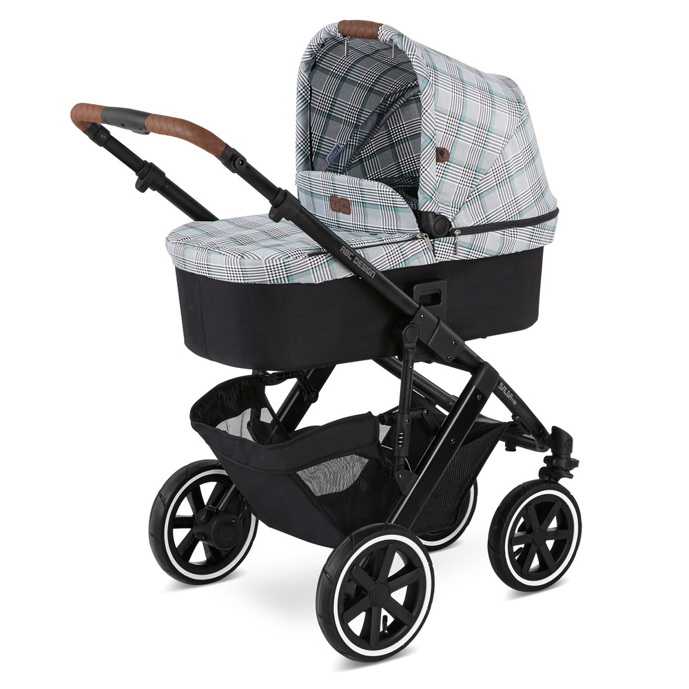 coche duo SALSA 4 AIR fashion SMARAGD