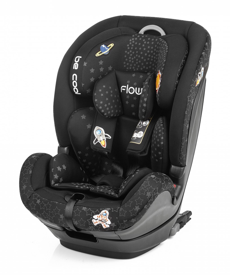 FLOW G.1,2,3 ISOFIX  BE GALAXY