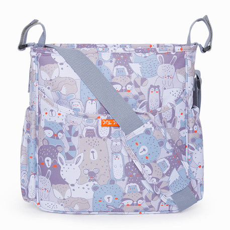 Bolso para silla ligera TUCTUC & FRIENDS gris