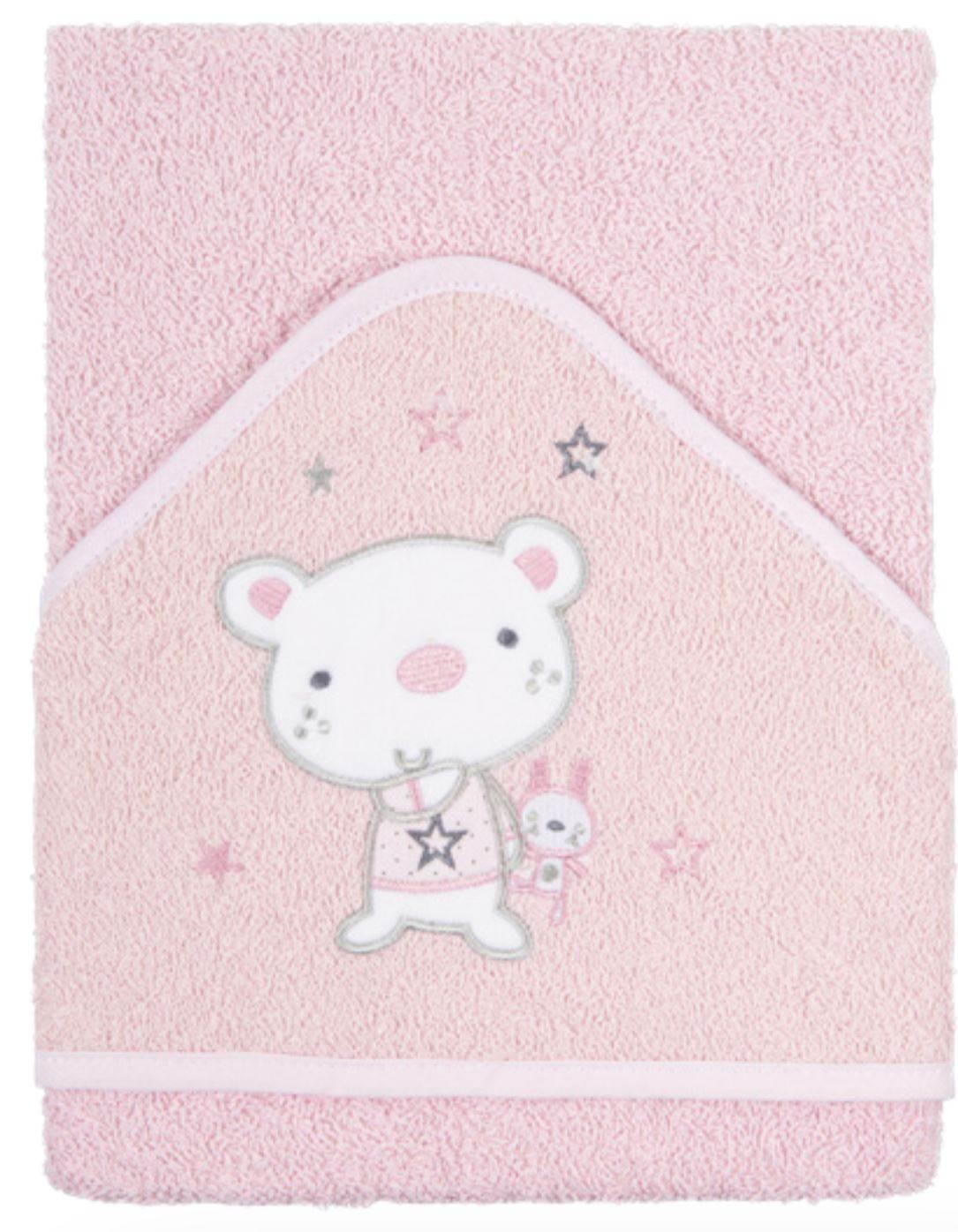 OSITO STAR rosa