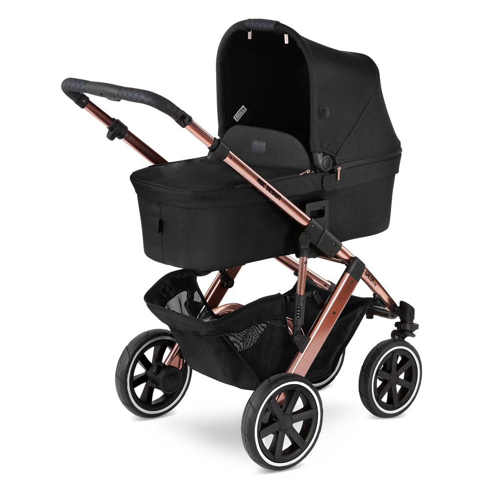 coche duo SALSA 4 AIR diamond edition ROSE GOLD