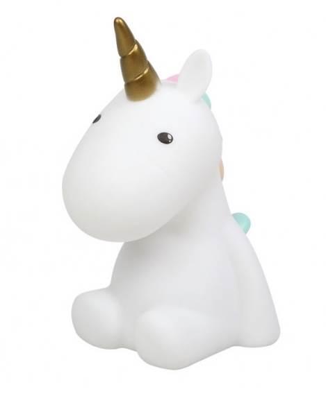 Luz led unicornio